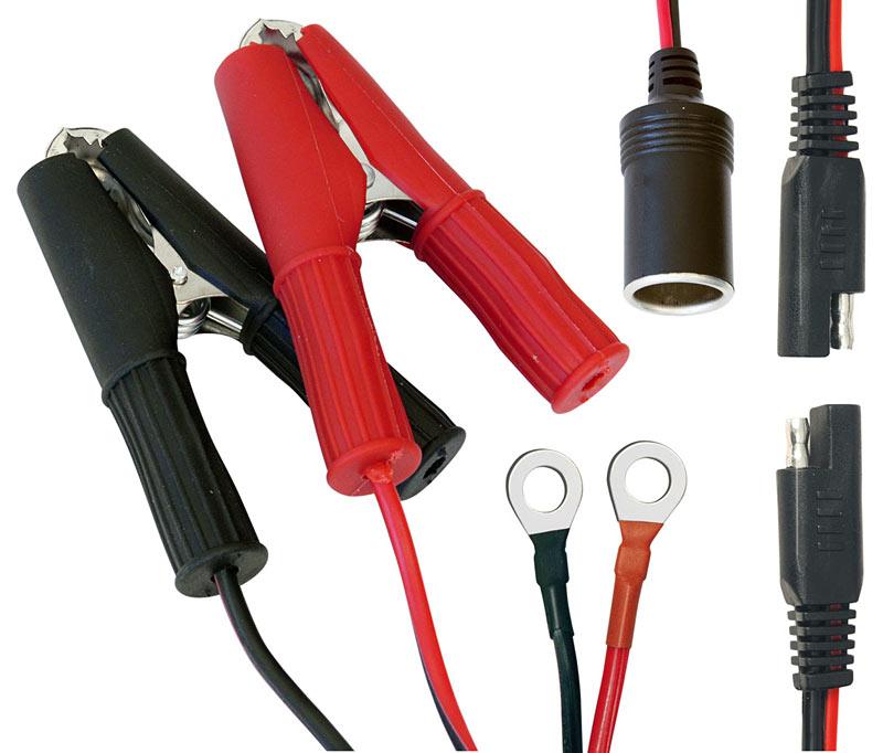 Batterieladegerä von DINO 12/24V 136302