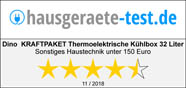 Hausgeraete-Test Label
