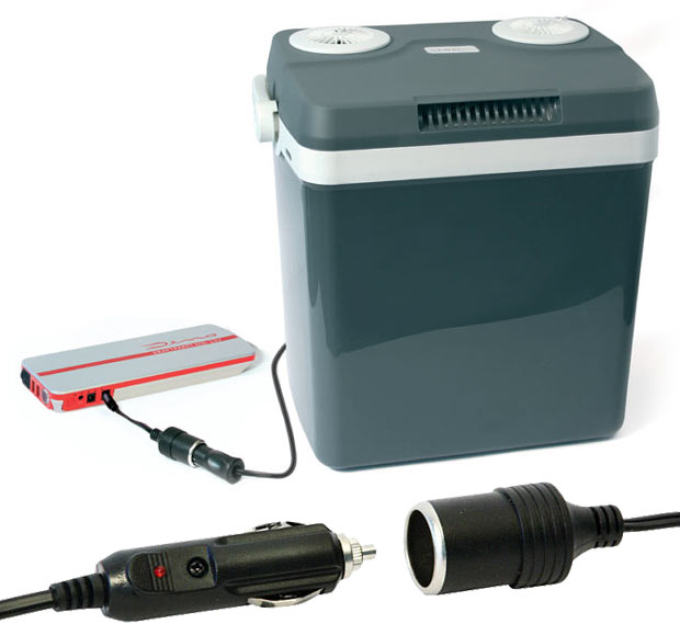 thermoelektrische k hlbox 12v 230v 32l dino kraftpaket. Black Bedroom Furniture Sets. Home Design Ideas