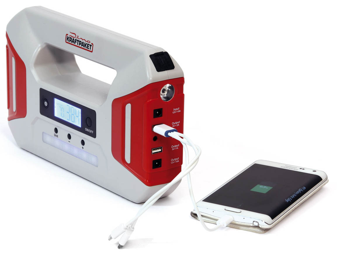 Auto Kühlschrank 12v Kompressor : Kompressor 12v 51 2 watt mit starthilfe und powerbank dino kraftpaket