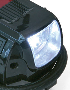 Kompressor 12V-140 Watt - LED